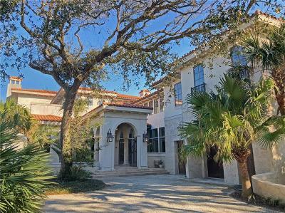 Fernandina Beach, Fernandina Beach/amelia Island, Yulee Single Family Home For Sale: 8322 Sanctuary Lane