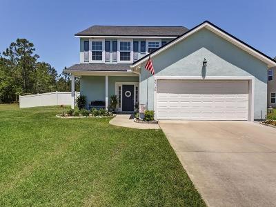 Fernandina Beach Single Family Home For Sale: 95128 Cypress Trail