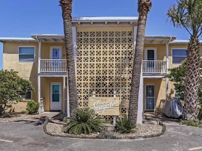 Fernandina Beach Condo/Townhouse For Sale: 316 S Fletcher Avenue #Unit A