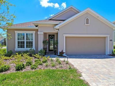 Fernandina Beach Single Family Home For Sale: 85166 Champlain Drive
