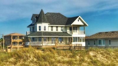 Fernandina Beach, Fernandina Beach/amelia Island, Yulee Single Family Home For Sale: 1650 N Fletcher Avenue