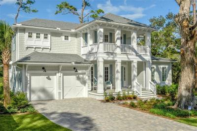 Fernandina Beach Single Family Home For Sale: 96002 Park Place