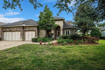 Fernandina Beach Single Family Home For Sale: 95194 Amelia National Parkway