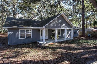 Yulee Single Family Home For Sale: 97493 Cutlass Way