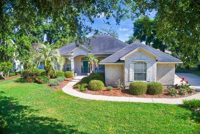 Fernandina Beach Single Family Home For Sale: 96331 Oyster Bay Drive