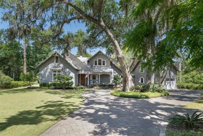 Fernandina Beach FL Single Family Home For Sale: $1,229,000