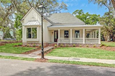Yulee Single Family Home For Sale: 29824 Southern Heritage Place