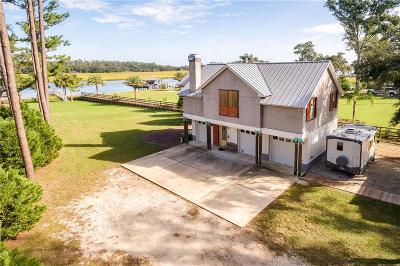 Yulee Single Family Home For Sale: 97315 Blackbeards Way