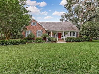 Fernandina Beach Single Family Home For Sale: 96166 Lanceford Lane