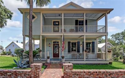 Fernandina Beach FL Single Family Home For Sale: $1,197,000
