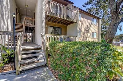 Fernandina Beach Condo/Townhouse For Sale: 2882 Forest Ridge Drive #U-2