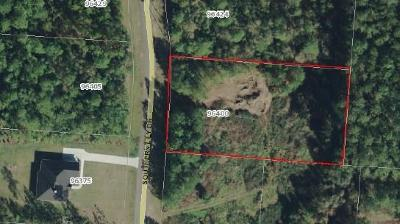 Residential Lots & Land For Sale: 96400 Southern Lily Drive