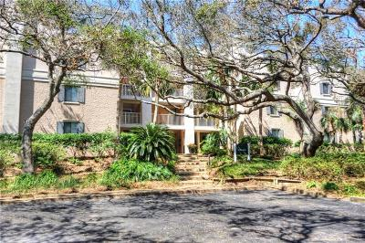 Fernandina Beach Condo/Townhouse For Sale: 2080 Beachwood Road