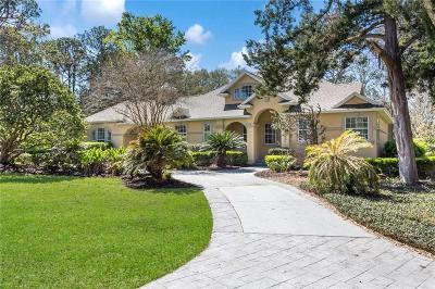 Fernandina Beach, Fernandina Beach/amelia Island, Yulee Single Family Home For Sale: 96036 Marsh Lakes Drive