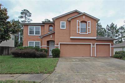 Yulee Single Family Home For Sale: 76175 Deerwood Drive
