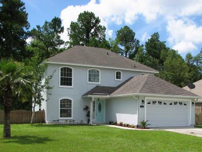 Yulee Single Family Home For Sale: 86120 Creekwood Drive