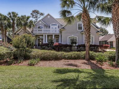 Amelia Island Single Family Home For Sale: 96219 Marsh Lakes Drive