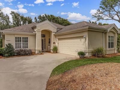 Amelia Island Single Family Home For Sale: 4921 Summer Beach Boulevard