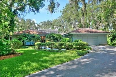 Fernandina Beach FL Single Family Home For Sale: $1,484,000