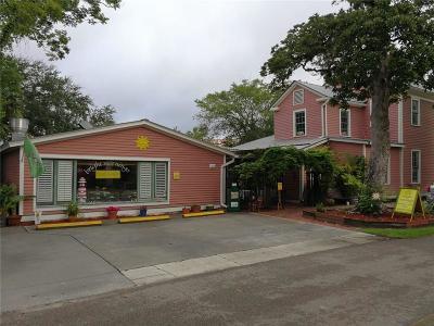 Fernandina Beach Commercial For Sale: 105 S 3rd Street