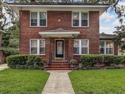Single Family Home For Sale: 3541 Park Street