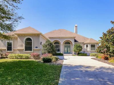 Fernandina Beach Single Family Home For Sale: 95228 Amelia National Parkway