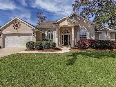 Fernandina Beach FL Single Family Home For Sale: $599,000