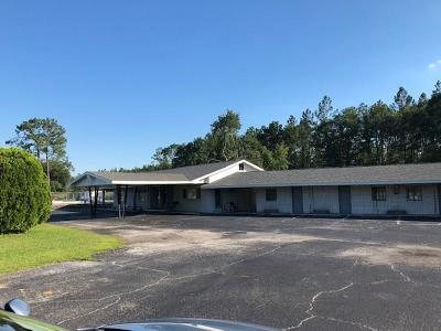 Nassau County Commercial For Sale: 553597 Us 1 Highway