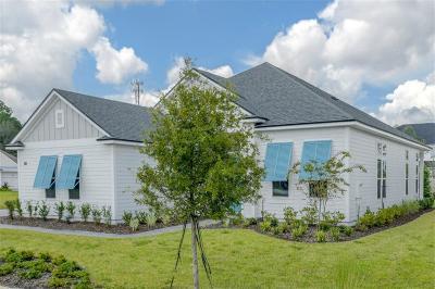 Fernandina Beach FL Single Family Home For Sale: $559,900