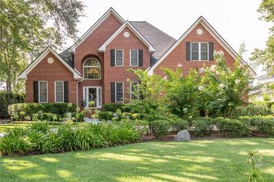 Fernandina Beach FL Single Family Home For Sale: $787,250