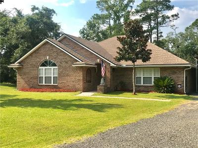 Yulee Single Family Home For Sale: 97057 Doubloon Way