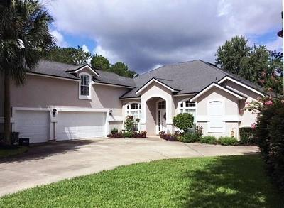 Fernandina Beach Single Family Home For Sale: 86523 North Hampton Club Way