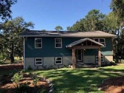 FERNANDINA Single Family Home For Sale: 95133 Wilder Boulevard