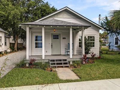 Fernandina Beach Single Family Home For Sale: 205 S 9th Street