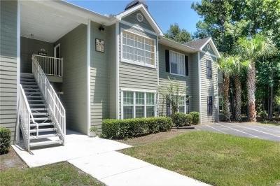 Fernandina Beach FL Condo/Townhouse For Sale: $194,500