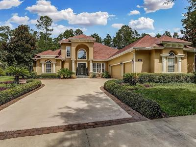 Fernandina Beach Single Family Home For Sale: 95185 Amelia National Parkway