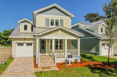 Fernandina Beach Single Family Home For Sale: 1909 Amelia Oaks Drive