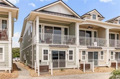 Fernandina Beach Condo/Townhouse For Sale: 1935 S Fletcher Avenue