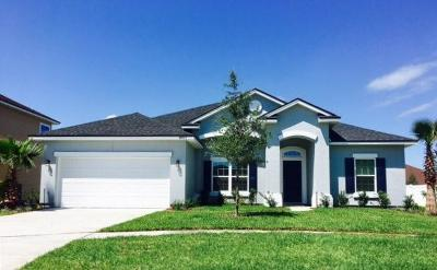 Yulee Single Family Home For Sale: Tbd Plummer Creek Drive