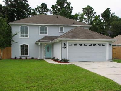 Yulee Single Family Home For Sale: 86120 Creekwood Drive