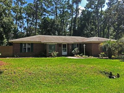 Fernandina Beach Single Family Home For Sale: 664 Grove Park Circle