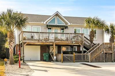 Fernandina Beach Single Family Home For Sale: 2493 S Fletcher Avenue