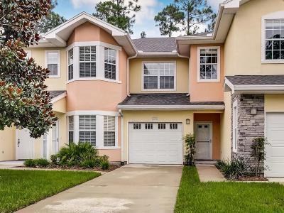 Fernandina Beach Condo/Townhouse For Sale: 96223 Stoney Drive