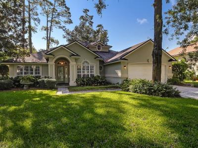 Fernandina Beach Single Family Home For Sale: 95337 Mackinas Circle