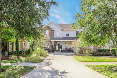 Fernandina Beach Single Family Home For Sale: 95251 Bermuda Drive