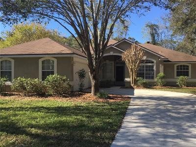 Fernandina Beach Single Family Home For Sale: 2919 Tidewater Street
