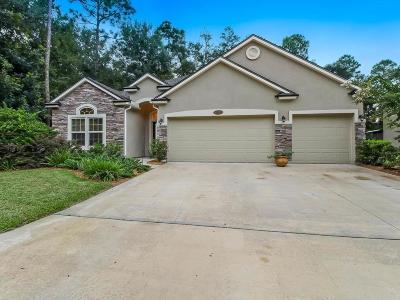 Fernandina Beach Single Family Home For Sale: 862174 N Hampton Club Way