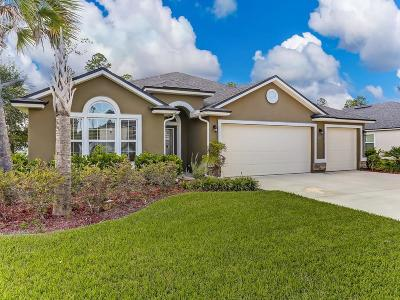 Fernandina Beach Single Family Home For Sale: 95283 Windflower Trail