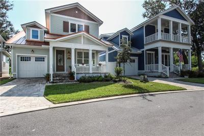 FERNANDINA Single Family Home For Sale: 1864 Amelia Oaks Drive