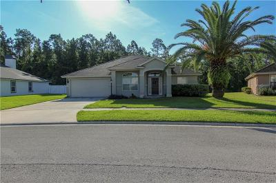 Fernandina Beach Single Family Home For Sale: 30572 Forest Parke Drive